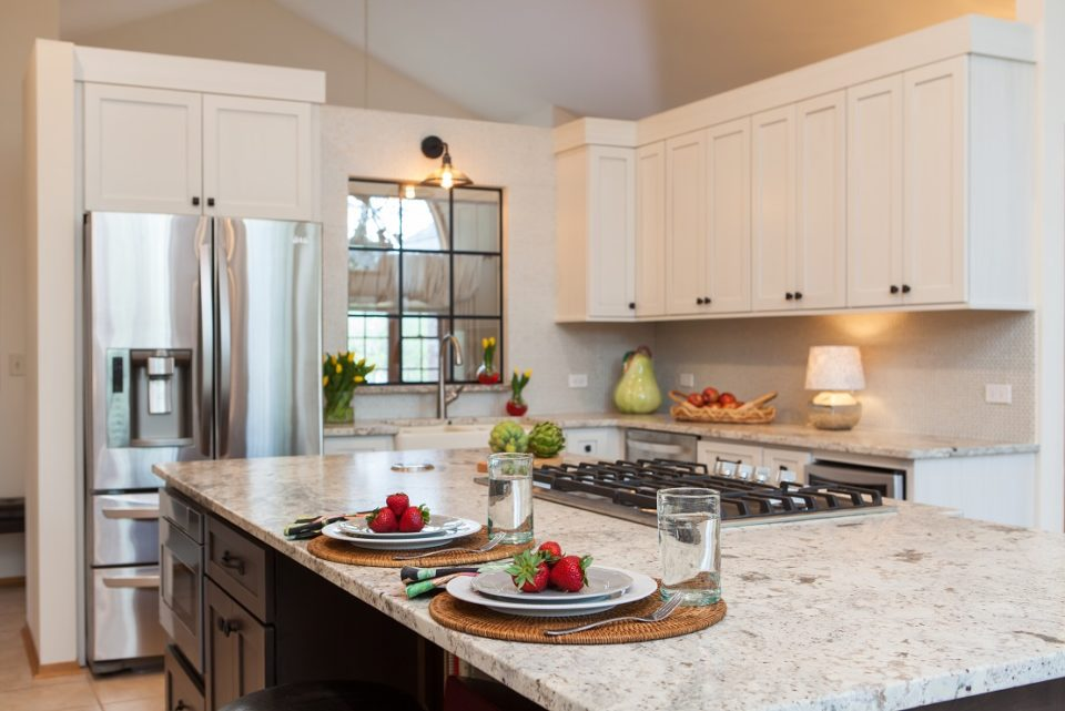 Recessed Panel Cabinets and Kitchen Storage Ideas