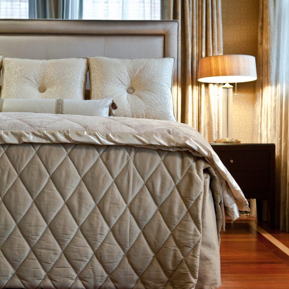 Textural Master Bedroom