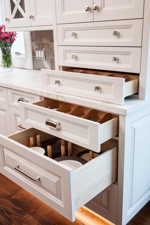 Kitchen Cabinet Hardware in Different Styles